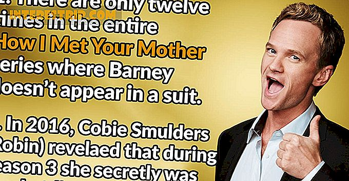 36 Totally Possible Feiten over How I Met Your Mother