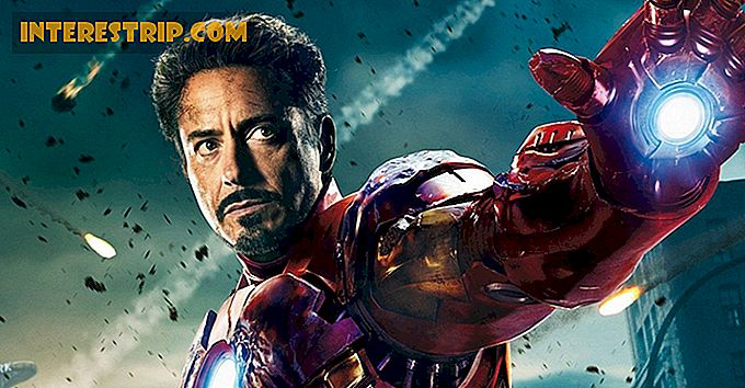 43 Iron-Clad Feiten over Robert Downey Jr.