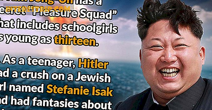 55 Bizarre feiten over dictators.