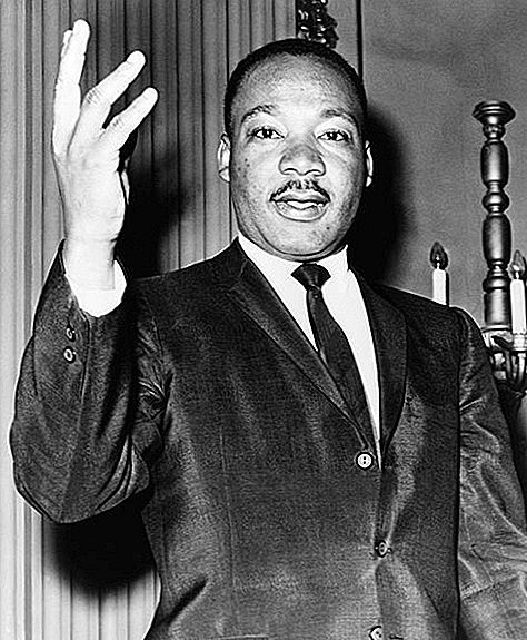 Wat was Dr. Martin Luther King, Jr. een arts van?