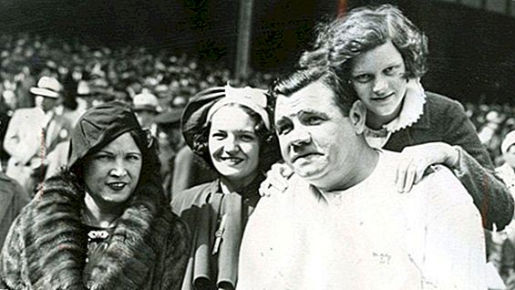 Babe Ruth - Ladies 'Man