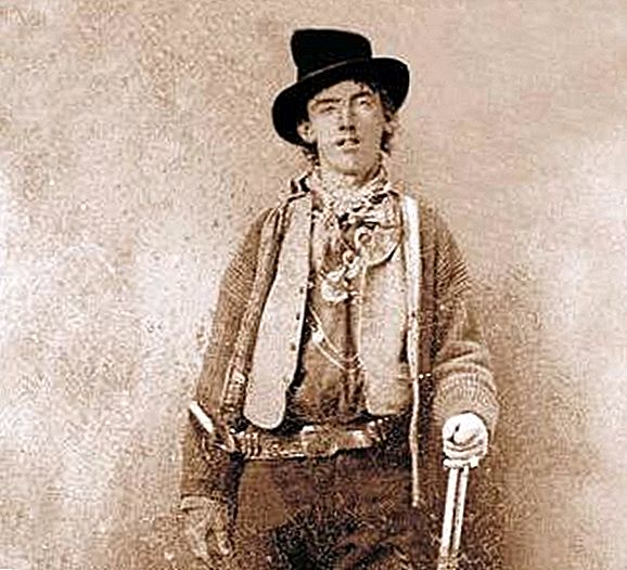 "Nama Nyata ""Billy the Kid"" Bukan William H. Bonney"