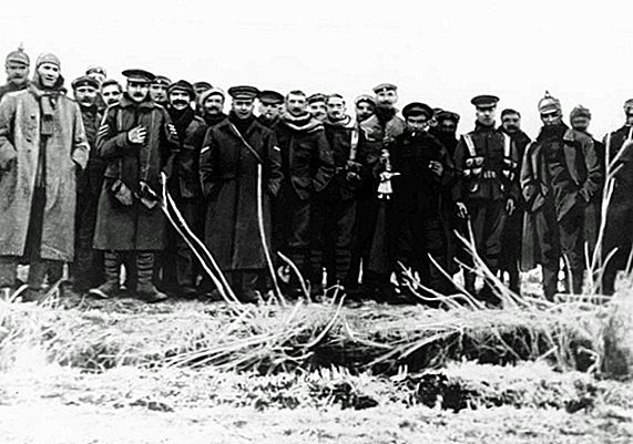 24. december 1914: The Christmas Truce