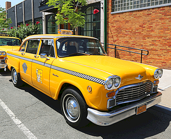 Dustbin of History: The Checker Cab