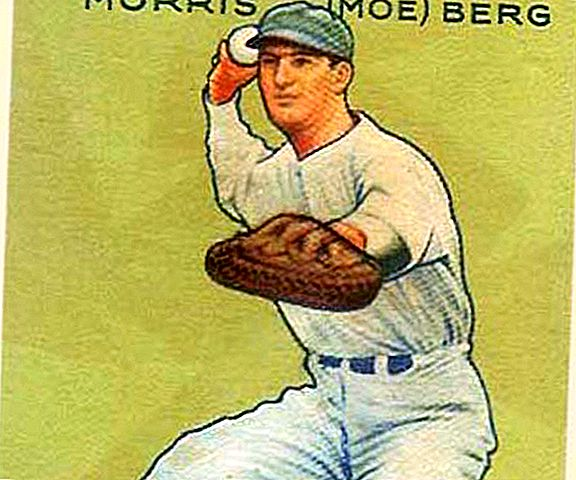 Tidligere Major League Baseball Player Moe Berg var en gang en hemmelig agent i forgjengeren til CIA