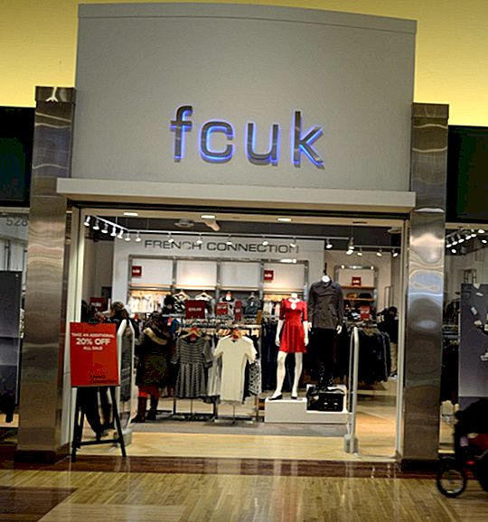 "French Connection UK e sua infame campanha ""FCUK Fashion"""