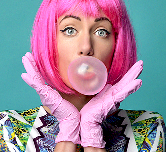 Inventer le Bubble Gum