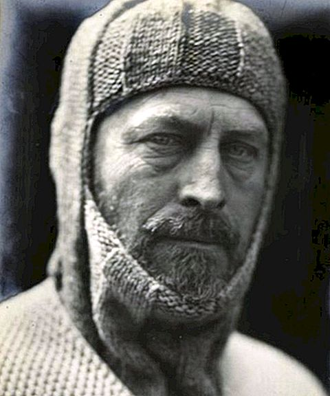 Bara ha en mer försök - The Amazing Story of Douglas Mawson 300-Mile Antarctic Trek