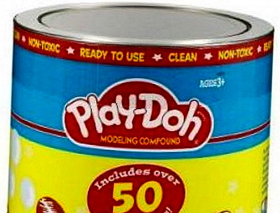 Play-Doh was oorspronkelijk Wallpaper Cleaner