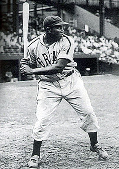 """The Black Babe Ruth"""