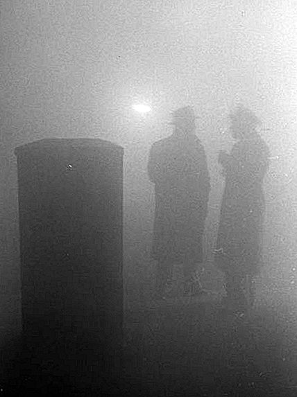 The Deadly London Smog uit 1952