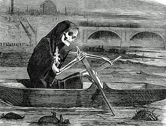 The Great Stink tahun 1858