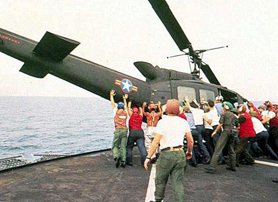 The Last Gasp of Vietnam War: Operation Frequent Wind