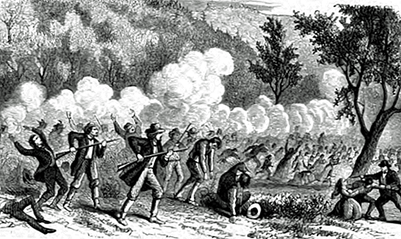 The Mountain Meadows Massacre tahun 1857