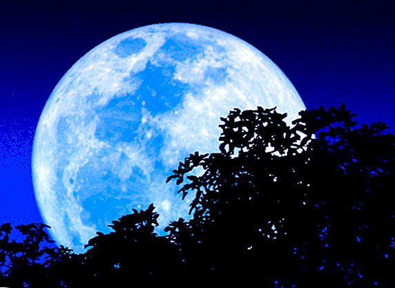 "El origen de la frase ""Once in a Blue Moon"""