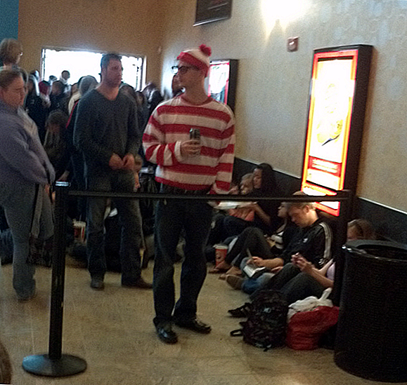 "El origen de ""Where's Waldo"""