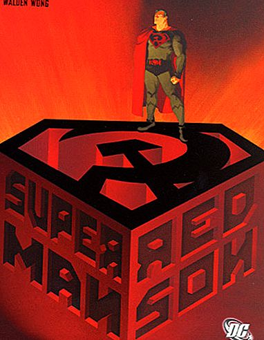 The Soviet Superman: Red Son