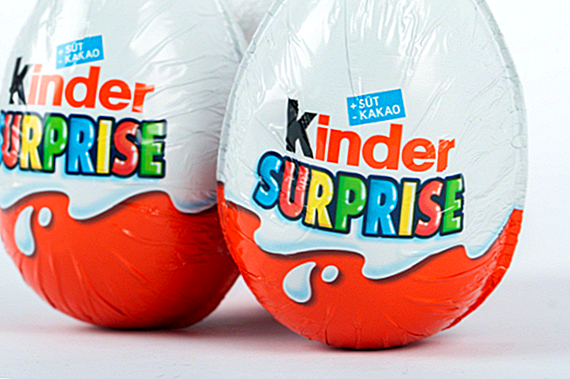 Perché Kinder Surprise Eggs è illegale negli Stati Uniti?