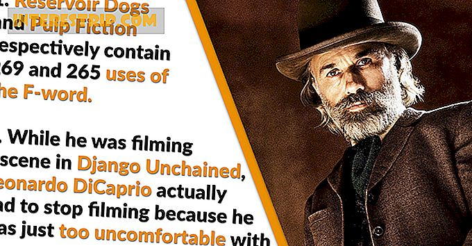 30 Brilliant Facts om Quentin Tarantino