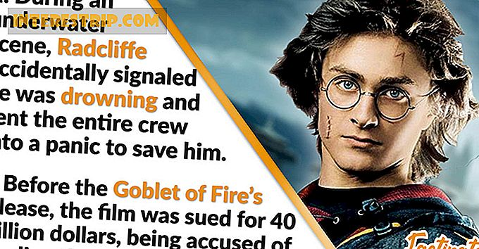 30 Fakta om Harry Potter och Fire of Fire som ska namnges