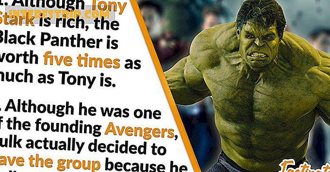 30 Marvelous Facts about the Marvel Kinemaat Universum