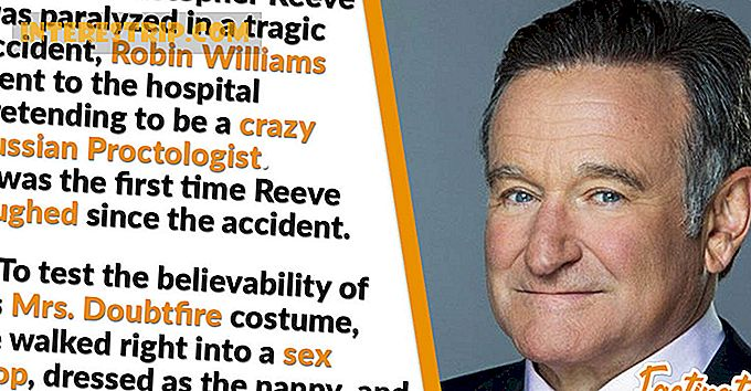 33 Little Known Facts about Robin WIlliams