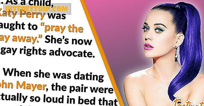 42 Hot N Cold Facts o Katy Perryu