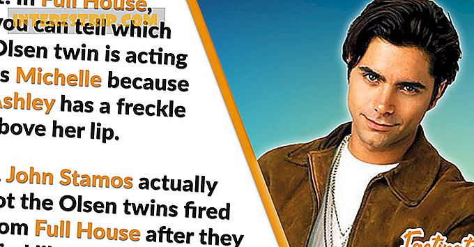 42 Little Known Facts about Full House.