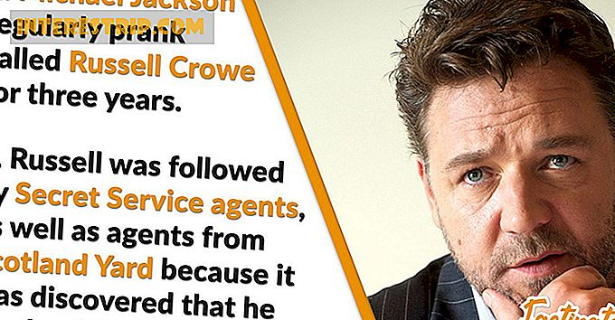 42 Little Known Facts su Russell Crowe