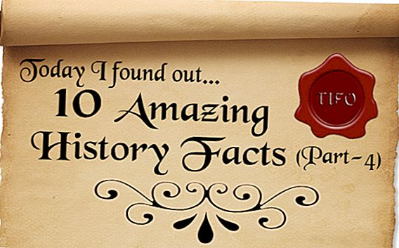 10 Amazing History Facts (Part-4)