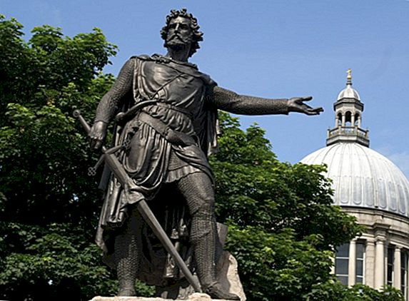 Denne dagen i historien: 5. august - Fange William Wallace