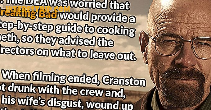 35 Hechos terriblemente adictivos sobre Breaking Bad.