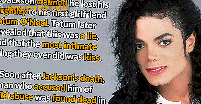 40 Little Known Facts over Michael Jackson