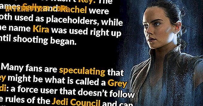 22 Facts about Rey