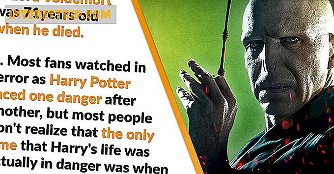 25 Dark Facts about Lord Voldemort