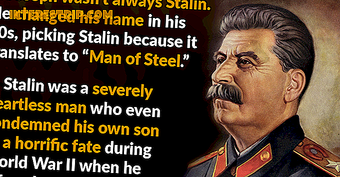 40 Bloody Feiten over Joseph Stalin