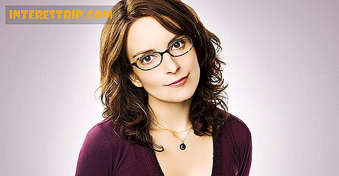 41 Rocking Facts À propos de Tina Fey