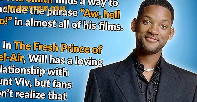 43 Friske fakta om Will Smith
