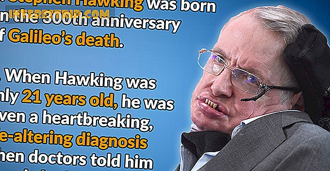 43 Timeless Facts About Stephen Hawking