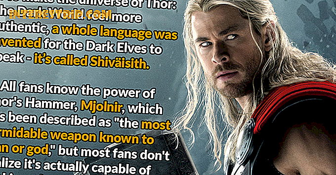 47 Thunderous Facts About The Thor Franchise