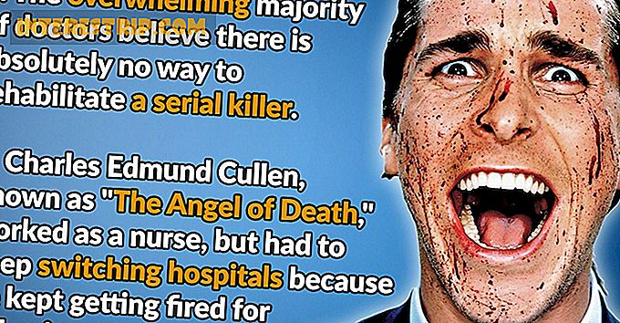 50 Facts of Serial Killers and Psychopaths