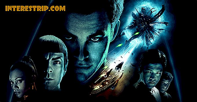 44 Bold Facts sobre filmes de Star Trek