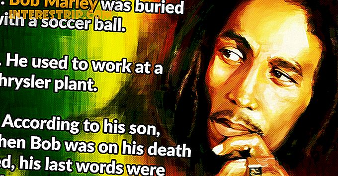 24 Chilled Facts tentang Bob Marley