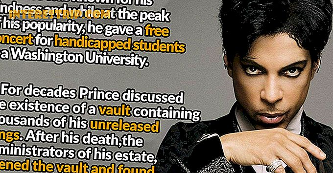 24 Funky Facts Über Prince