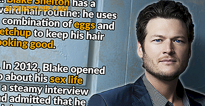 25 Fatos sobre a Down-Home Sobre Blake Shelton