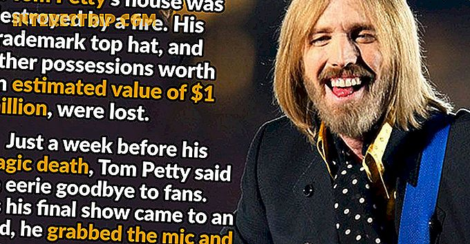 26 Free Fallin 'Fakta o Tom Petty
