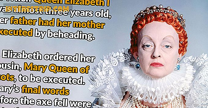 28 Royally Revealing Facts despre Elizabeth I