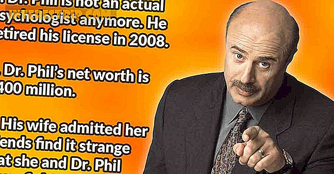 30 Behind-the-Scenes Fatos sobre o Dr. Phil