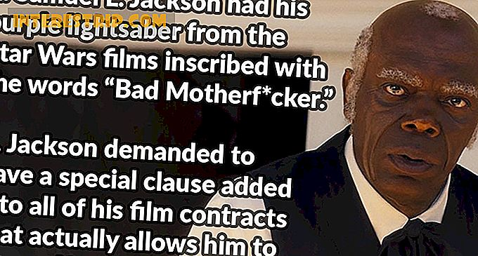 32 Awesome Facts über Samuel L. Jackson.