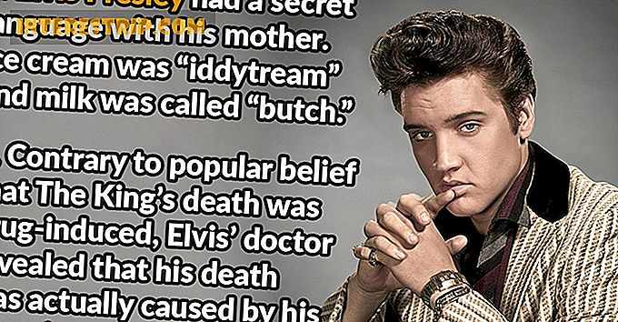 32 Hysteria Inducing Facts über Elvis Presley